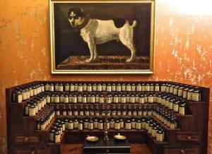 perfume maker's organ