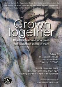 Grown together poster