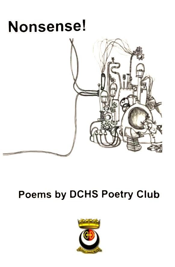 Duchess's Community High School Poetry Club pamphlet